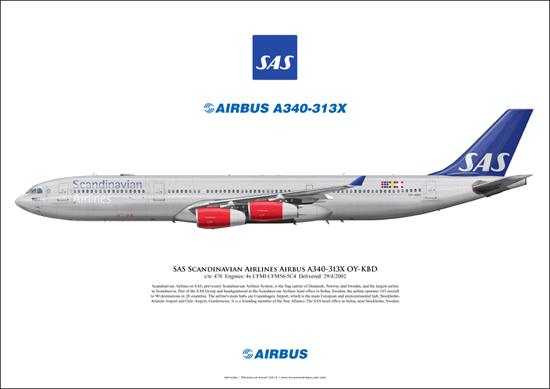 SAS airline